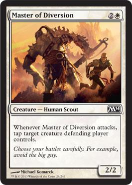 Master of Diversion - Foil