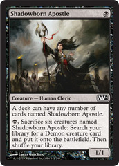Shadowborn Apostle - Foil