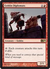 Goblin Diplomats - Foil
