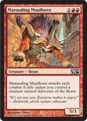 Marauding Maulhorn - Foil