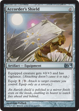Accorders Shield - Foil