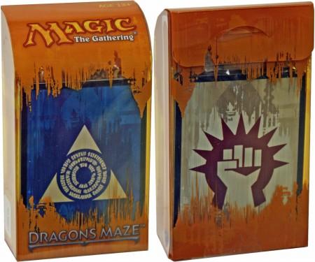 Dragons Maze Prerelease Kit