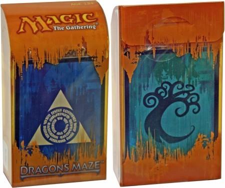 Dragons Maze Prerelease Kit - Azorius/Simic