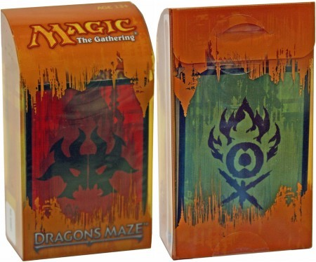 Dragons Maze Prerelease Kit - Rakdos/Gruul