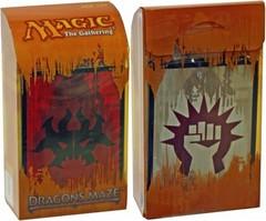 Dragon's Maze Prerelease Kit - Rakdos/Boros