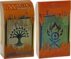 Dragon's Maze Prerelease Kit - Selesnya/Gruul