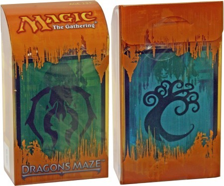 Dragons Maze Prerelease Kit - Golgari/Simic