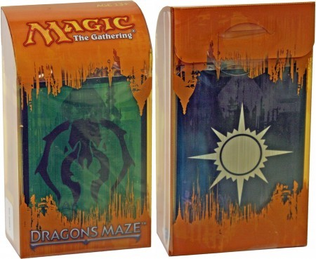 Dragons Maze Prerelease Kit - Golgari/Orzhov