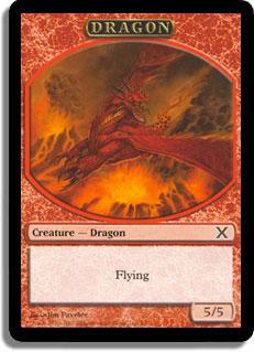 Token - Dragon