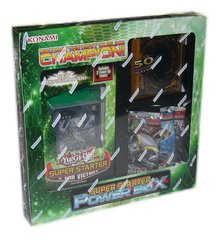 Yu-Gi-Oh 2013 Super Starter V For Victory Power Box
