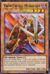 Twin-Sword Marauder - BP02-EN079 - Mosaic Rare - 1st