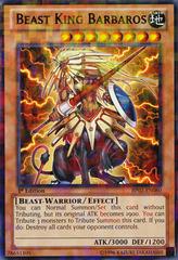 Beast King Barbaros - BP02-EN080 - Mosaic Rare - 1st