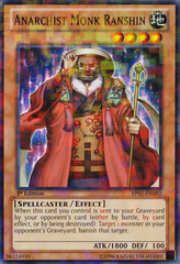 Anarchist Monk Ranshin - BP02-EN092 - Mosaic Rare - 1st on Channel Fireball