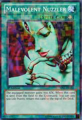 Malevolent Nuzzler - BP02-EN132 - Mosaic Rare - 1st