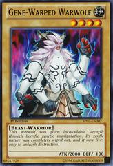 Gene-Warped Warwolf - BP02-EN002 - Common - 1st