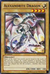Alexandrite Dragon - BP02-EN004 - Common - 1st Edition on Channel Fireball