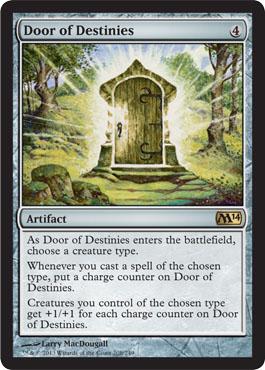 Door of Destinies - Foil