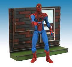 Marvel Select Amazing Spider-Man Movie Action Figure CS