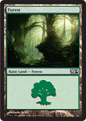 Forest (248) on Channel Fireball