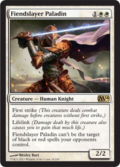 Fiendslayer Paladin - Foil on Channel Fireball