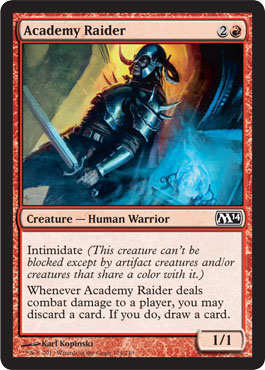 Academy Raider - Foil