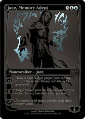 Jace, Memory Adept - SDCC 2013 Exclusive Promo