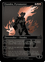 Chandra, Pyromaster - SDCC 2013 Exclusive Promo