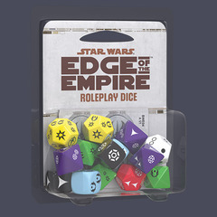 Star Wars: Edge of Empire RPG Dice