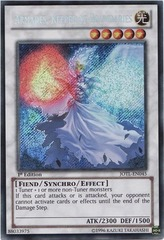 Armades, Keeper of Boundaries - JOTL-EN045 - Secret Rare - 1st Edition