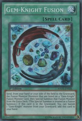 Gem-Knight Fusion - HA05-EN026 - Super Rare - Unlimited Edition on Channel Fireball