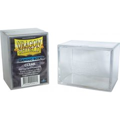 Dragon Shield: Gaming Box Clear