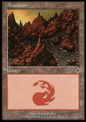 Mountain (346) - Foil on Channel Fireball