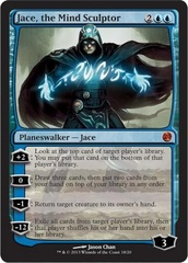 Jace, the Mind Sculptor - Foil (V13)