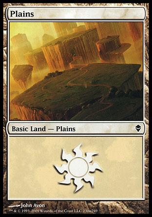 Plains (230A)