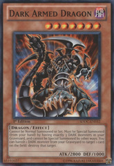 Dark Armed Dragon - SDDC-EN012 - Common - Unlimited on Channel Fireball