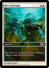 Hive Stirrings - M14 Game Day Extended Art