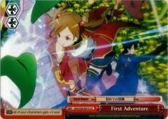 First Adventure - SAO/S20-E073 - CC