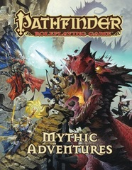 Pathfinder RPG - Mythic Adventures Hardcover