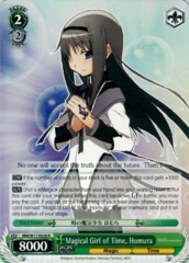 Magical Girl of Time, Homura - MM/W17-E028R - RRR