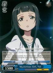 Mysterious Girl, Yui - SAO/S20-E076 - RR