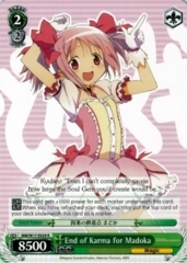 End of Karma for Madoka - MM/W17-029 - R