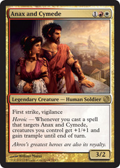 Anax and Cymede - Foil