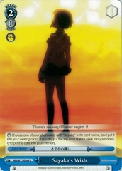 Sayaka's Wish - MM/W17-E098 - U