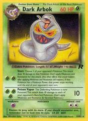 Dark Arbok - 19/82 - Rare - Unlimited Edition