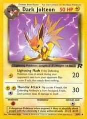 Dark Jolteon - 38/82 - Uncommon - Unlimited Edition