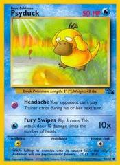 Psyduck - 53/62 - Common - Unlimited Edition on Channel Fireball