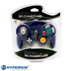 Controller for Wii / GameCube (Indigo) Cirka