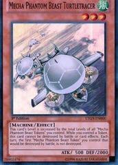 Mecha Phantom Beast Turtletracer - LTGY-EN000 - Super Rare - Unlimited Edition