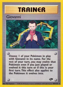 Sleeve 27//132 NM Koga's Pidgeotto 1st Edition Rare Gym Challenge Pokemon Card