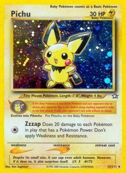 Pokemon Neo Genesis Common Card #108//111 Grass Energy